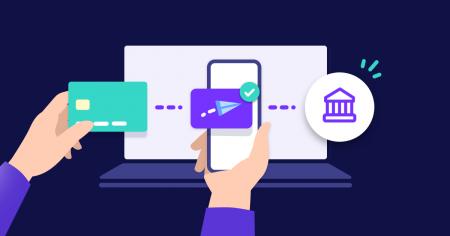 Deposit Bank Transfer with UK Bank on Binance