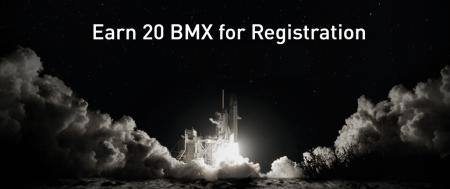 BitMart Registration Bonus - Earn 20 BMX