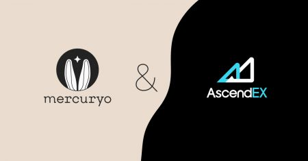 How to Buy Crypto with mercuryo for Fiat Payment in AscendEX
