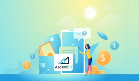How to Open Account and Withdraw Crypto at AscendEX