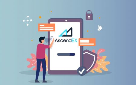 How to Login and Verify Account in AscendEX