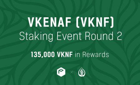 ProBit VKENAF(VKNF) Staking Event - 135,000 VKNF in Rewards