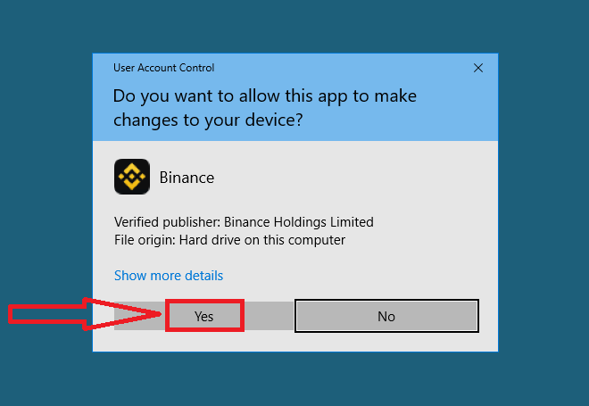 How to Download and Install Binance Application for Laptop/PC (Windows, macOS)