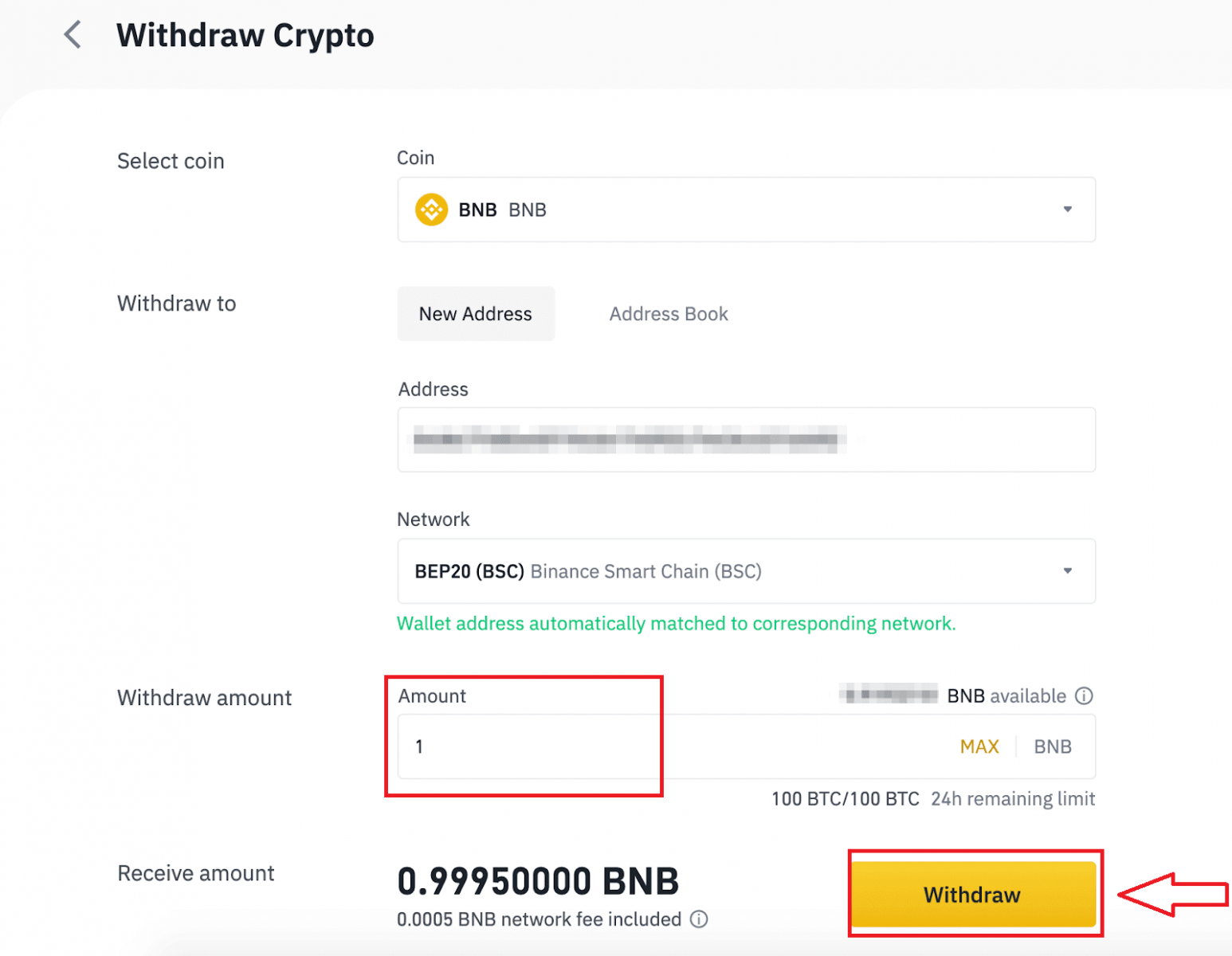 How to Trade and Withdraw from Binance