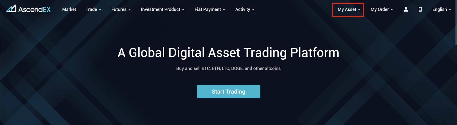 How to Withdraw Crypto from AscendEX